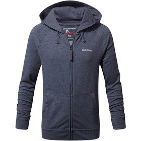 Craghoppers NosiLife Ryley Hoody Barn soft navy marl
